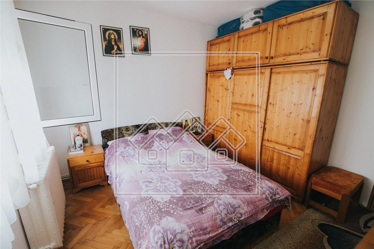Apartament de vanzare in Sibiu-2 camere si balcon- Zona Strand