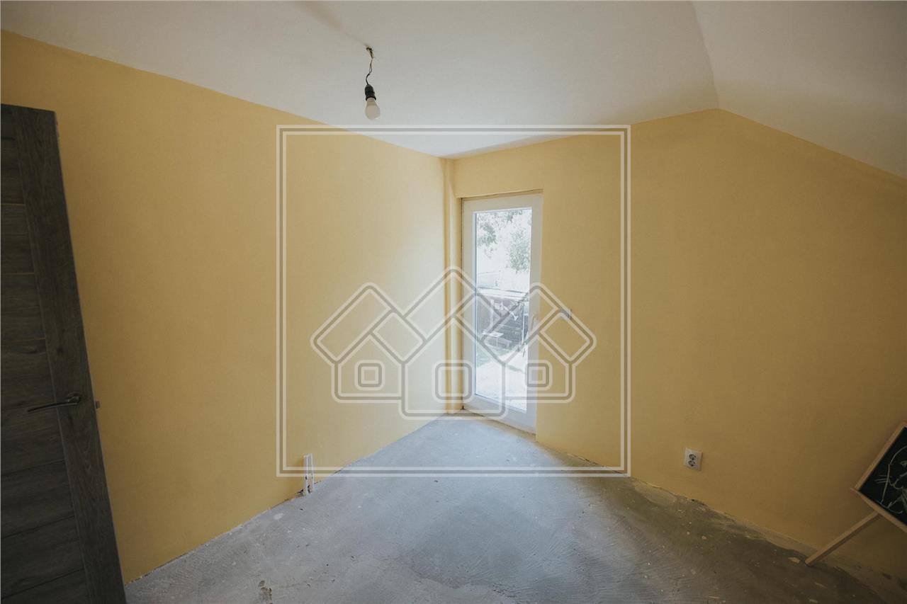 Casa individuala de vanzare in Sibiu - Cisnadie - langa padure