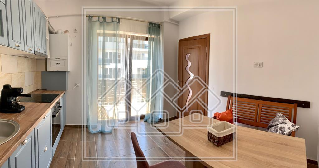 Apartament de inchiriat in Sibiu - Mobilat si Utilat - Dna. Stanca