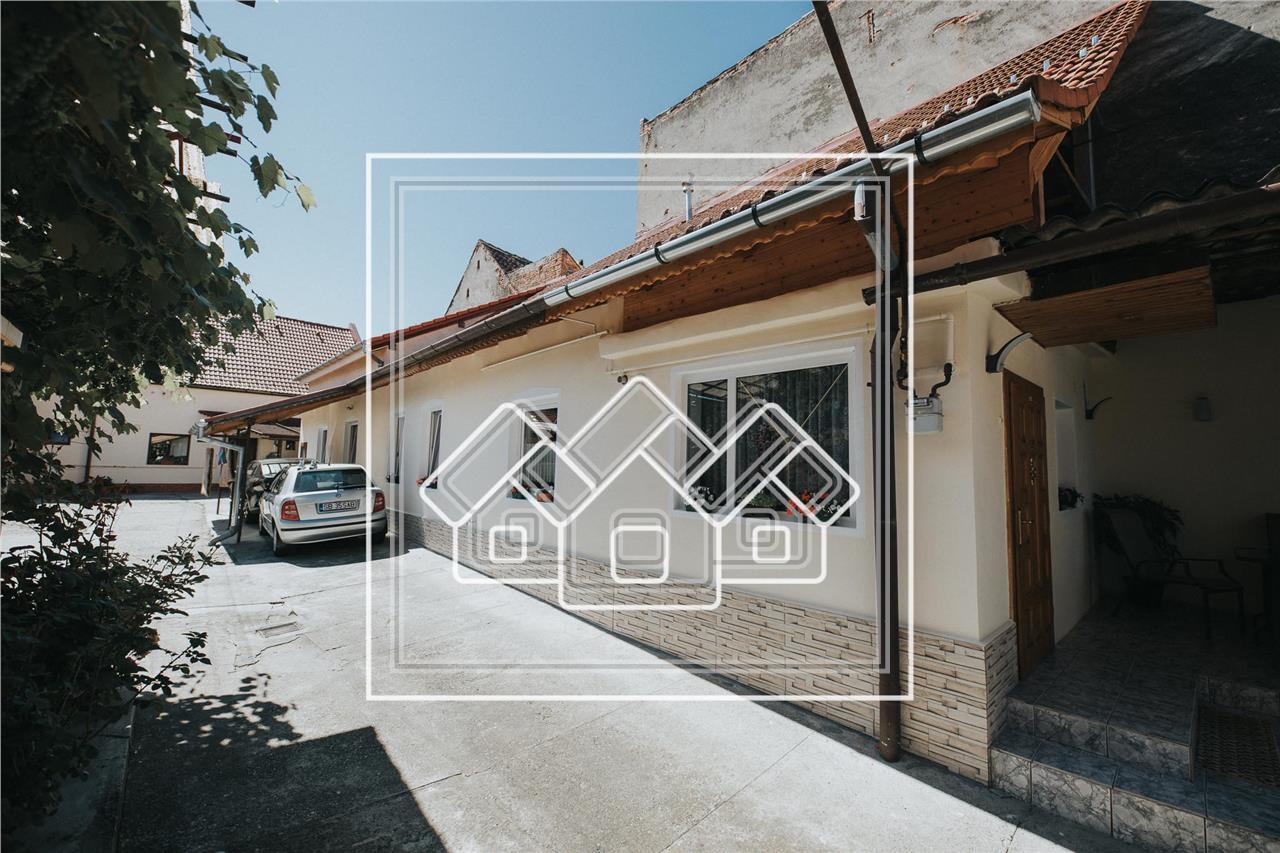 Casa de vanzare in Sibiu - Cisnadie - zona centrala - la cheie