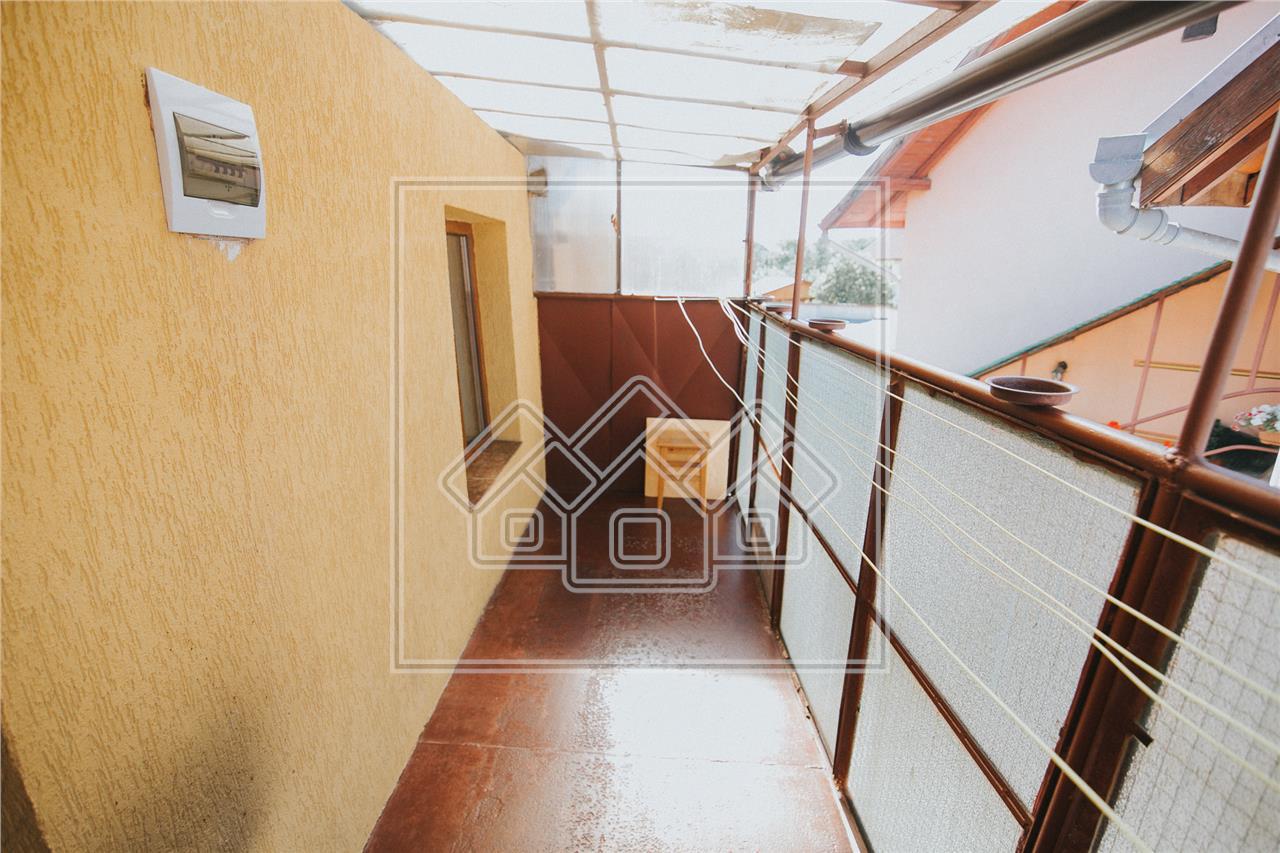 Apartament de vanzare in Sibiu-o camera cu balcon- Zona Lazaret