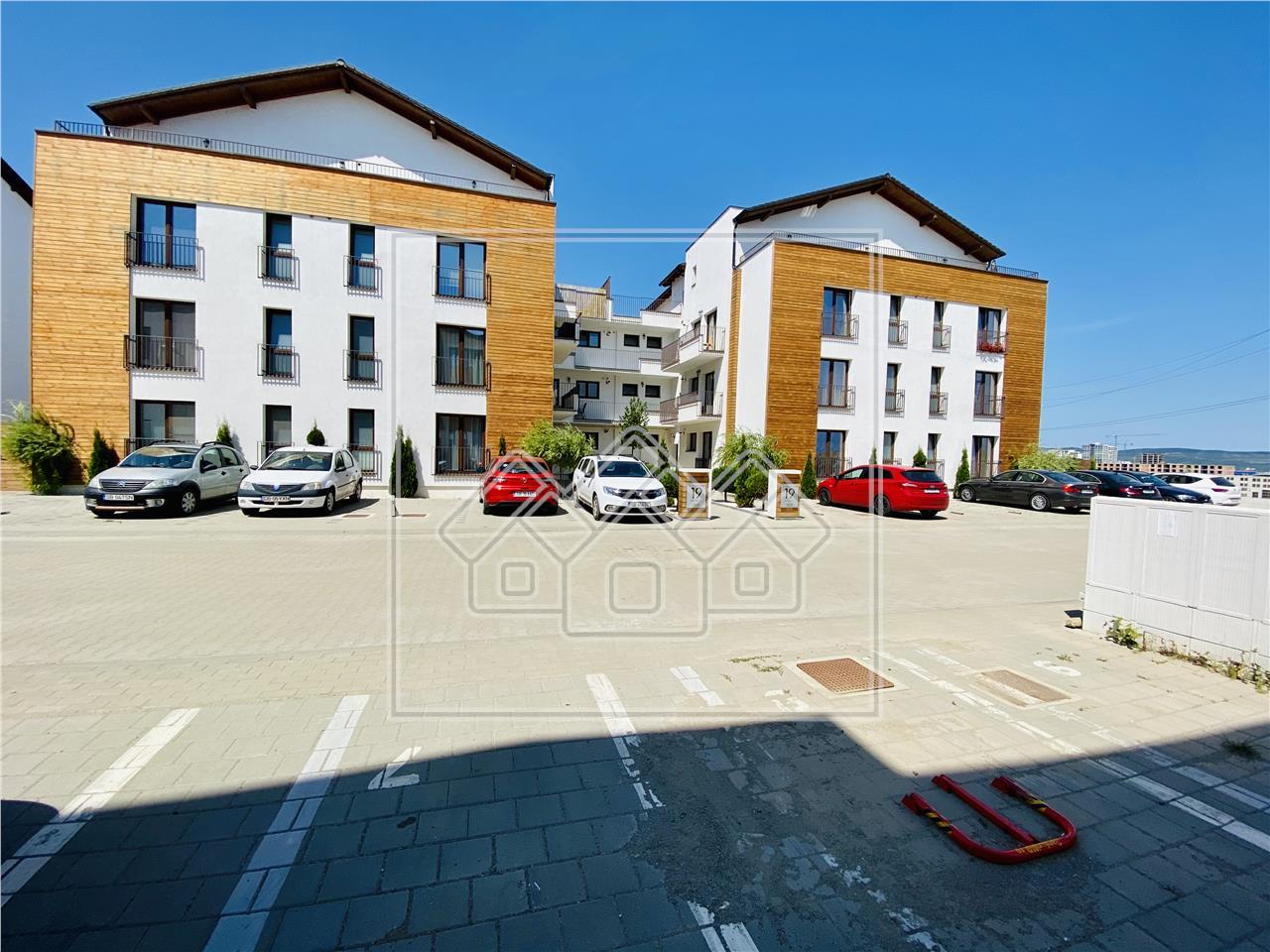 Penthouse de vanzare in Sibiu-cu terasa de 40 mp