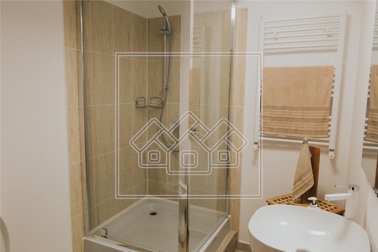 Apartament de inchiriat in Sibiu-Confort lux-Zona Centrala