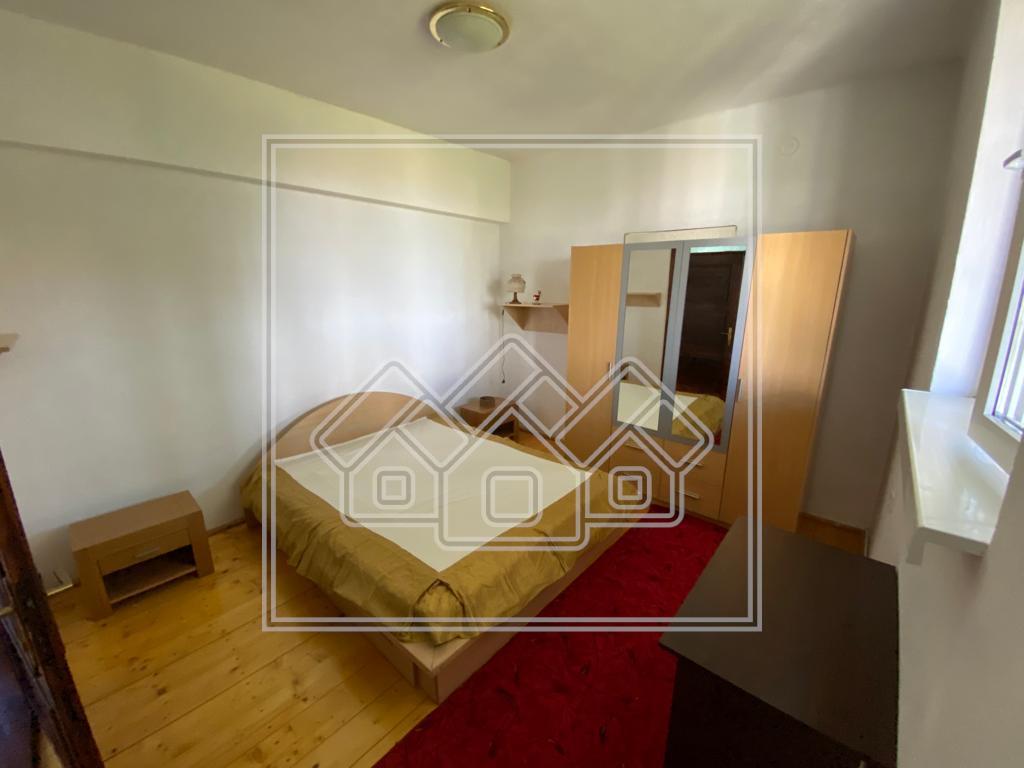 Apartament de inchiriat in Sibiu - La Vila cu teren - Strand