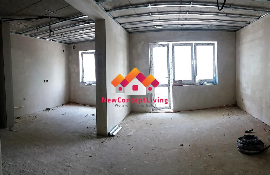 Apartament 3 camere cu 2 balcoane, 2 bai - Benzinaria Euroil