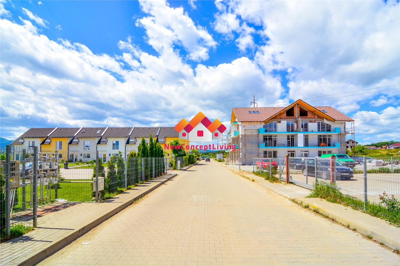 Apartament 2 camere de vanzare in Sibiu -2 bai- confort LUX