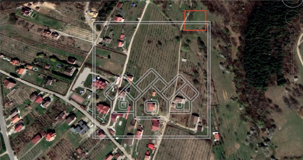 Teren de vanzare in Cisnadioara- Zona Apfelhaus