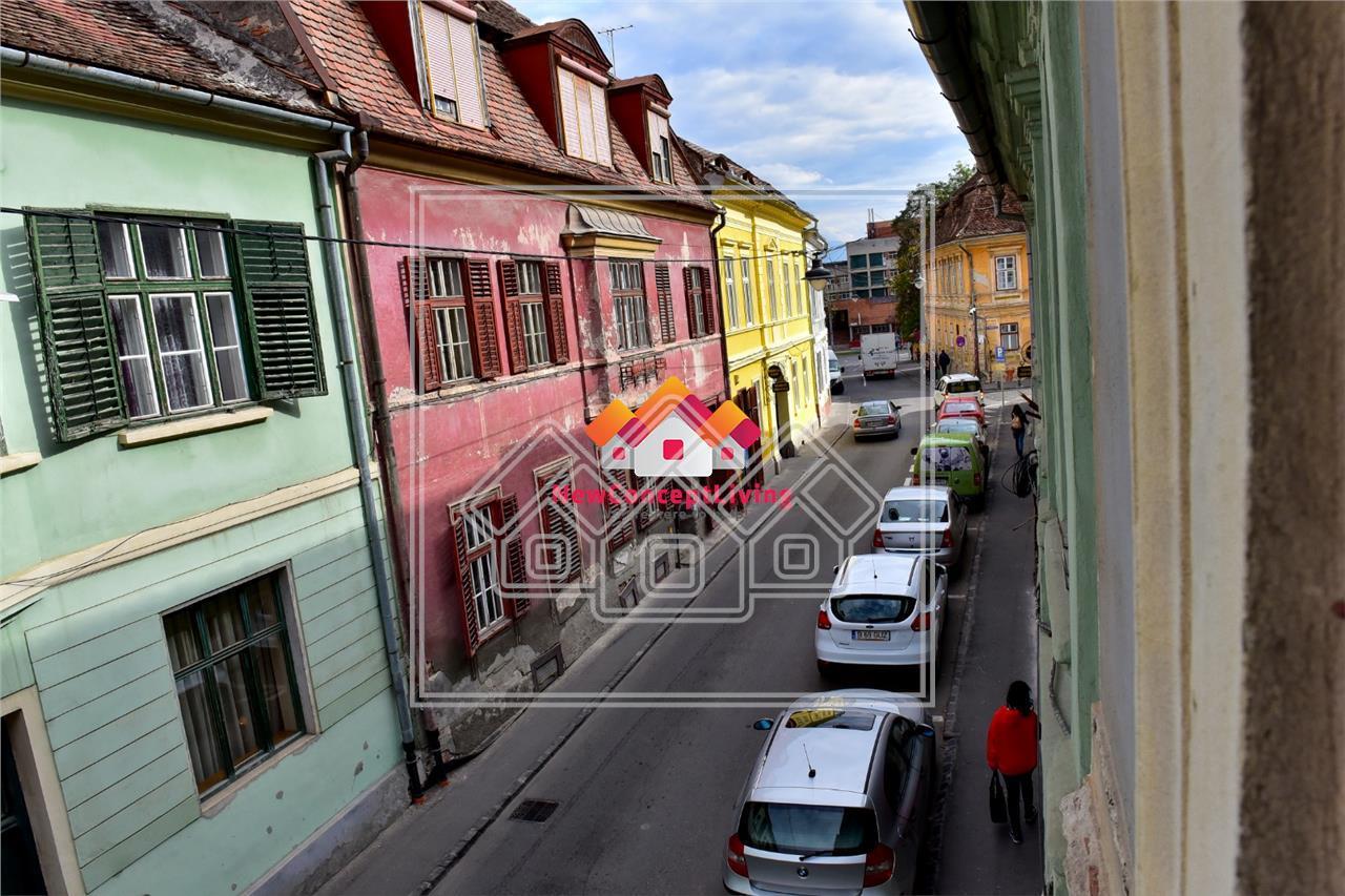 Garsoniera de inchiriat in Sibiu - zona Ultracentrala