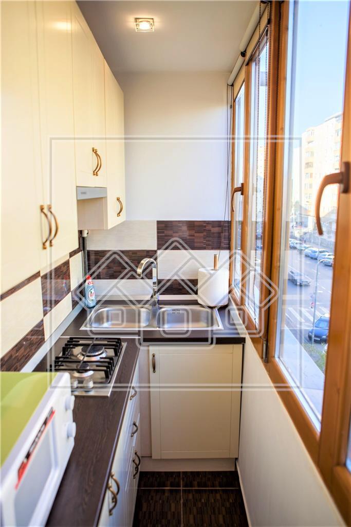 Apartament de vanzare in Sibiu - 3 camere - zona Nicolae Iorga