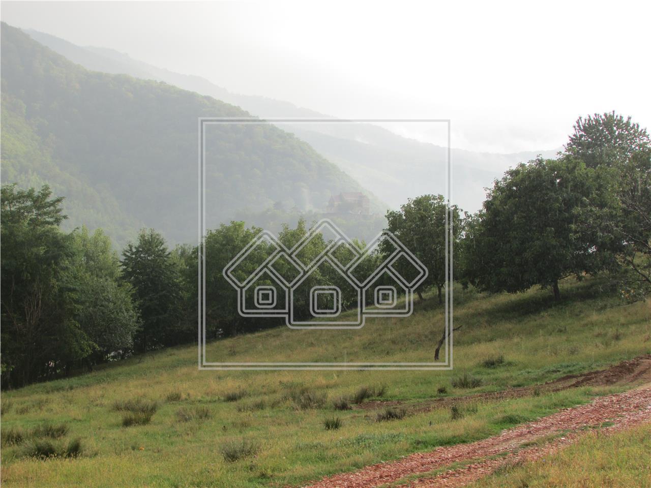 Teren de vanzare in Sibiu- Cisnadioara- Intravilan- 2000mp