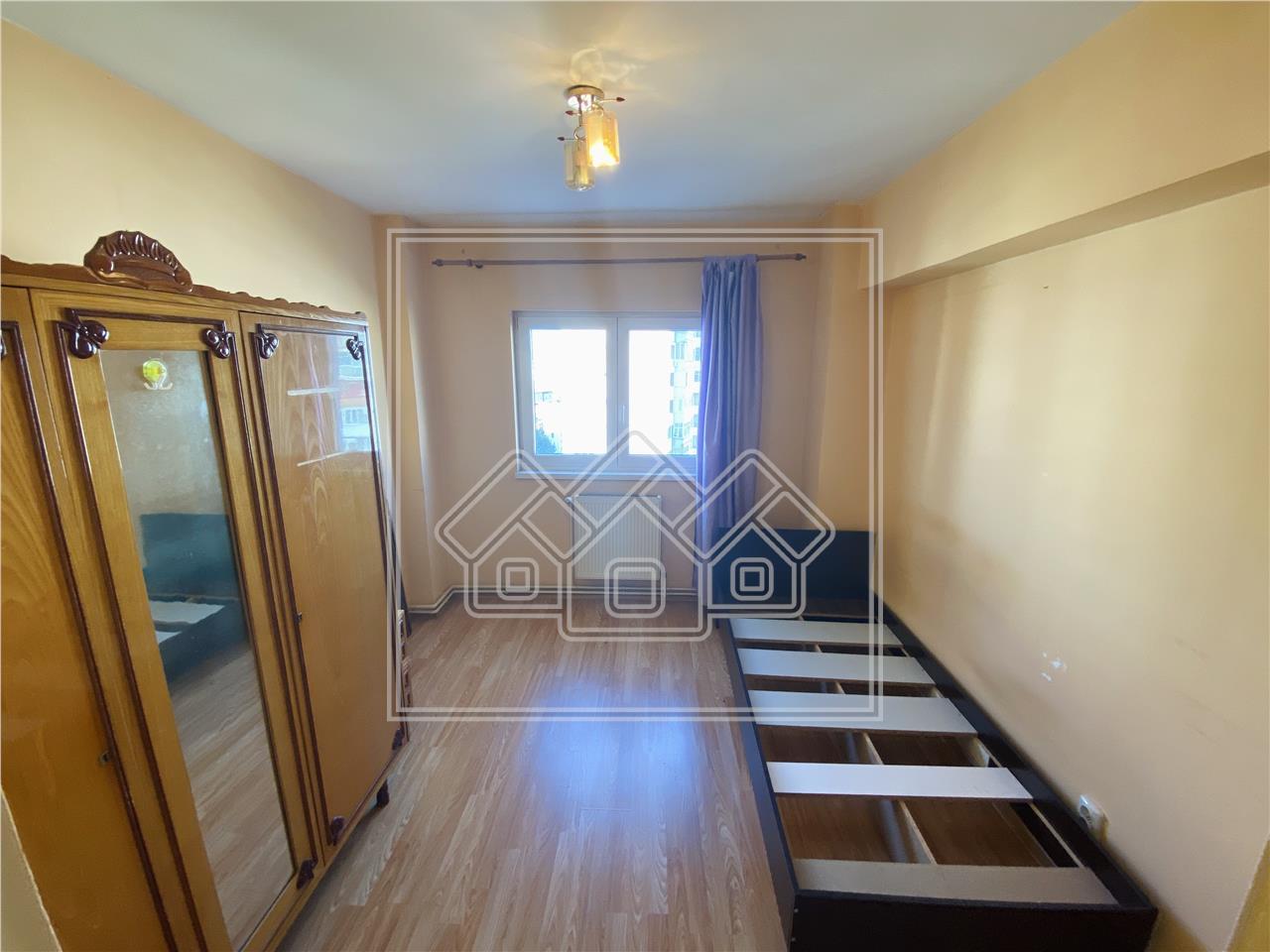 Apartament de vanzare in Sibiu - 3 camere - Mihai Viteazu