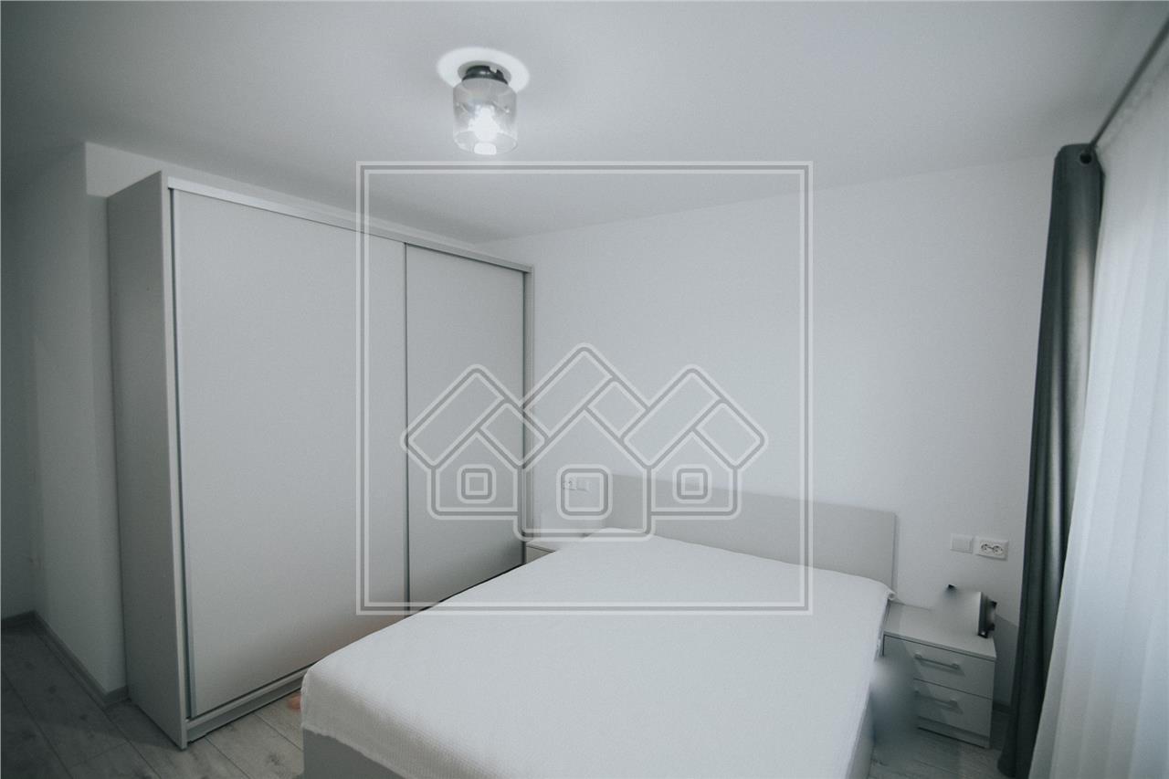 Apartament de vanzare in Sibiu-3 camere-etaj 1/2-Zona Selimbar
