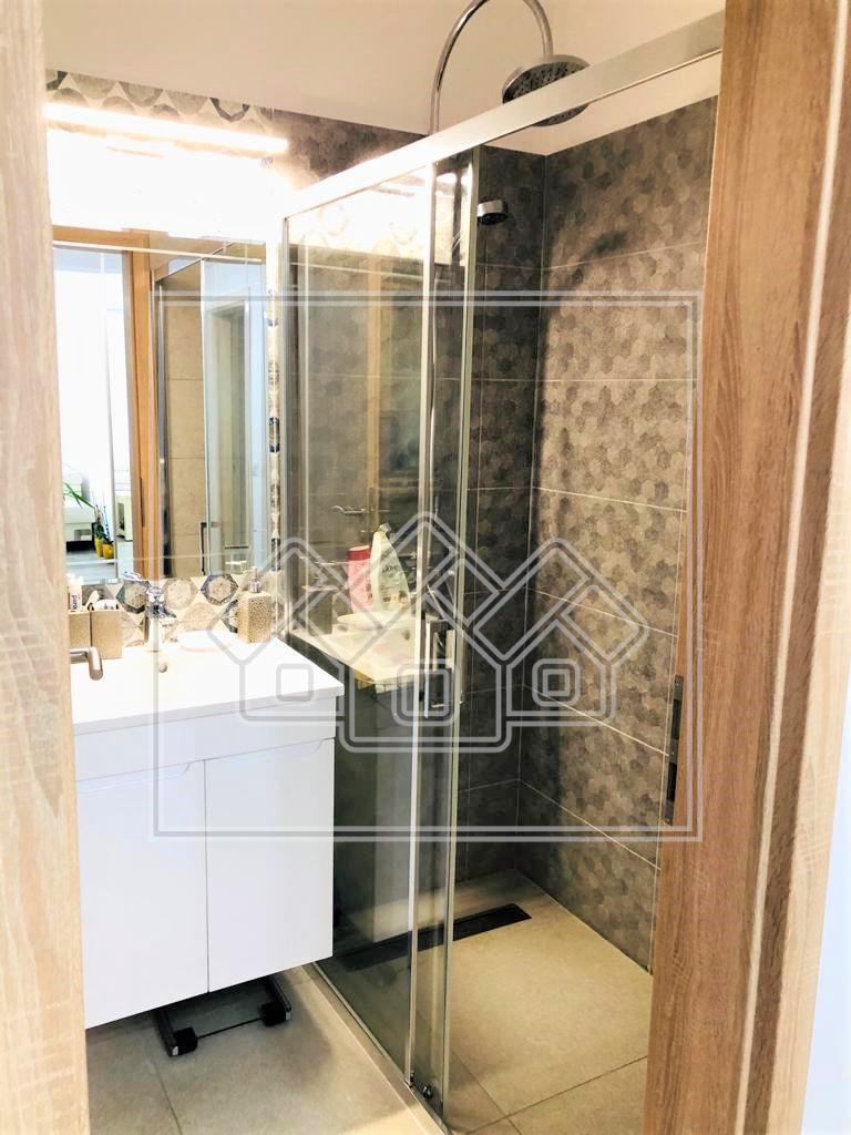 Apartament de inchiriat in Sibiu - 3 camere si balcon - City Residence