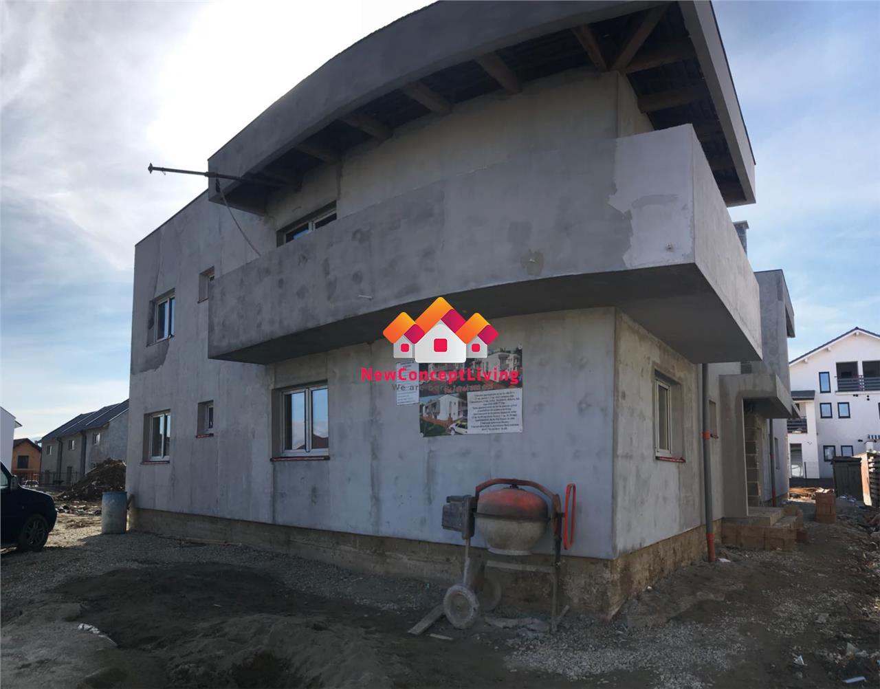 Apartament de vanzare Sibiu -3 camere si loc de parcare inclus in pret