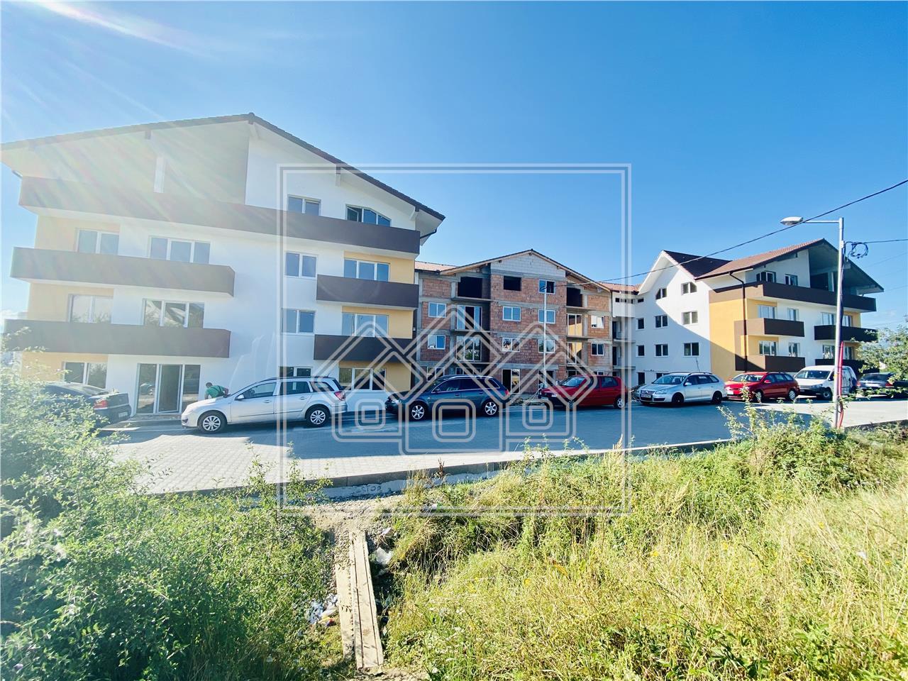 Apartament de vanzare in Sibiu - cu 2 camere - Calea Cisnadiei