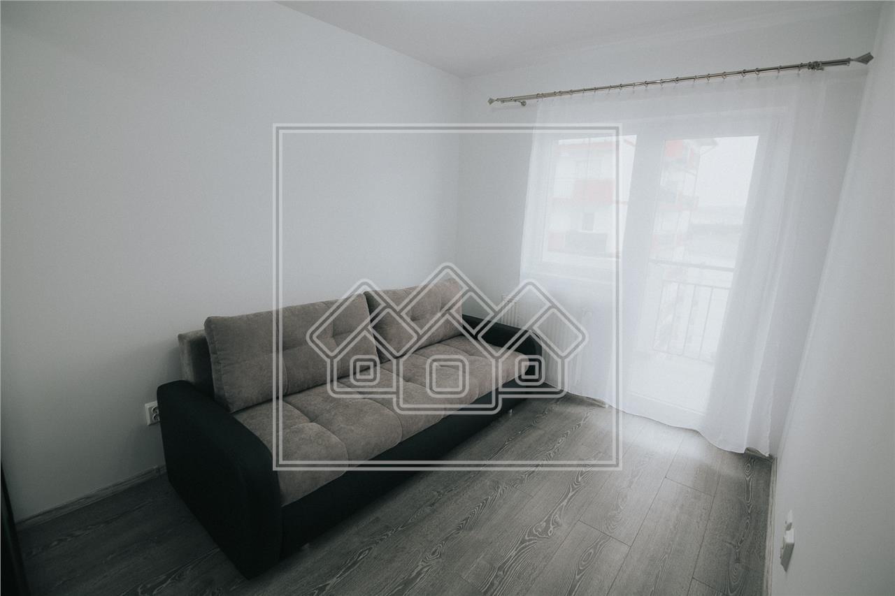 Apartament de inchiriat in Sibiu-3 camere cu balcon-Calea Surii Mici