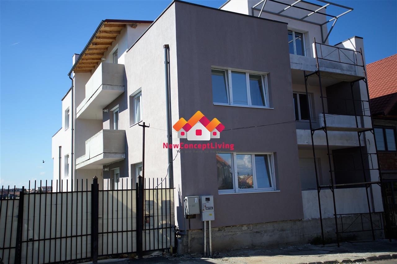 Apartament 2 camere de vanzare Sibiu -TREI STEJARI - CENTRAL - Vila de