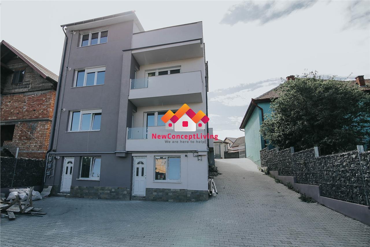 Apartament de vanzare in Sibiu - 3 camere - la Vila - CENTRAL