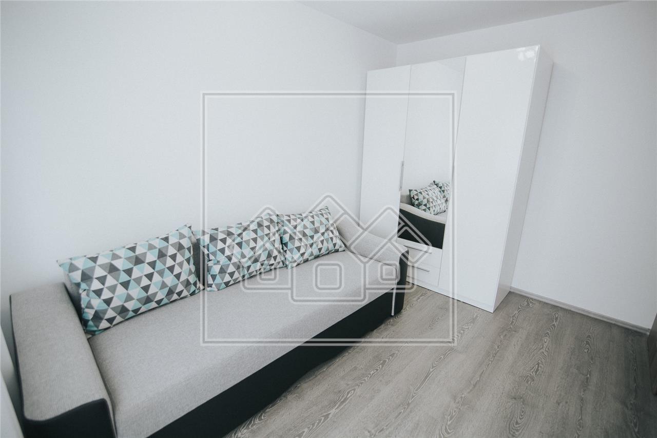 Apartament de inchiriat in Sibiu - 3 camere cu balcon-Calea Surii Mici