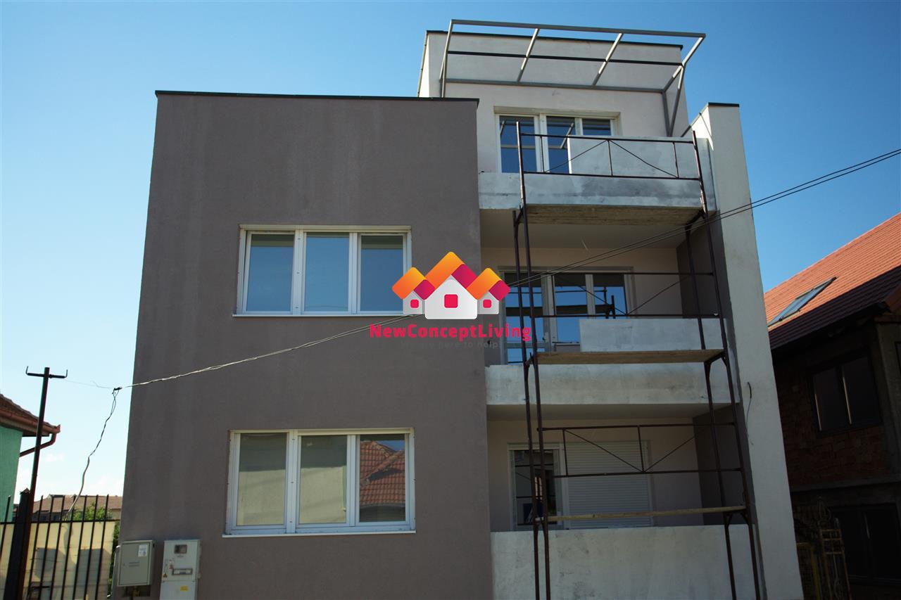 Apartament de vanzare Sibiu - 3 camere- LUX -Zona Premium- TREI STEJAR