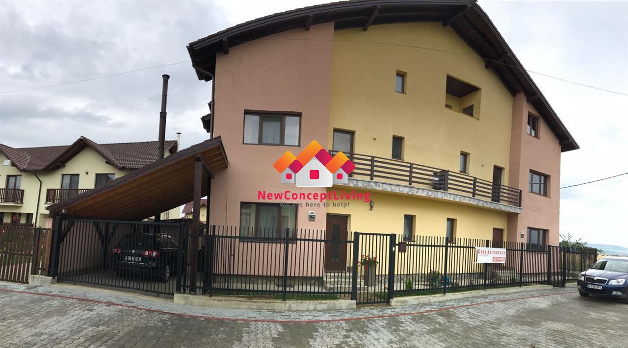 Casa de vanzare in Sibiu - Intabulata - Finisata la cheie