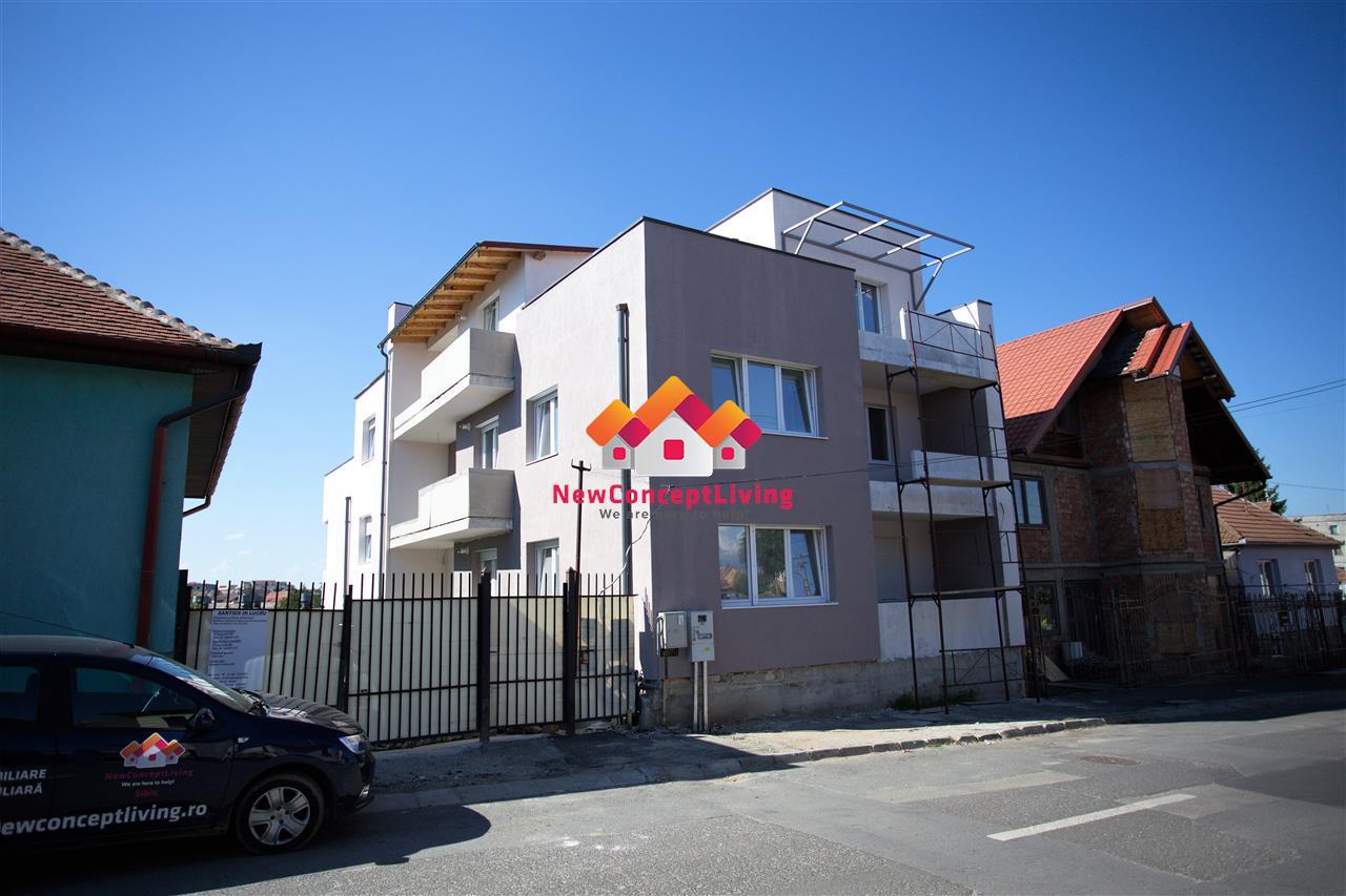 Apartament 3 camere de vanzare Sibiu -Etaj 1- in vila de LUX- TREI STE