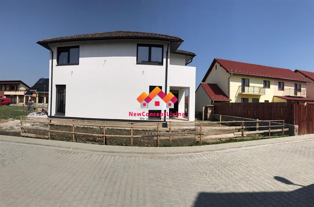 Duplex de vanzare in Sibiu - 3 dormitoare decomandate la etaj