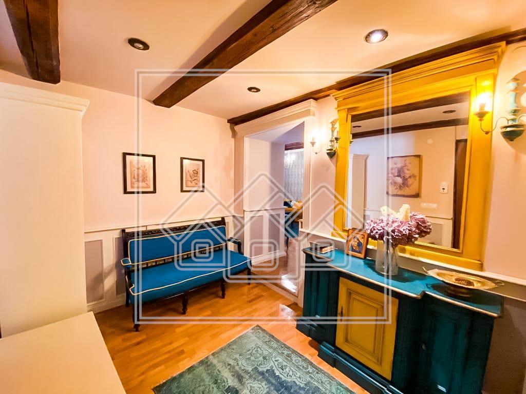 Apartament de lux de vanzare in Sibiu - 87 mp utili - zona CENTRALA