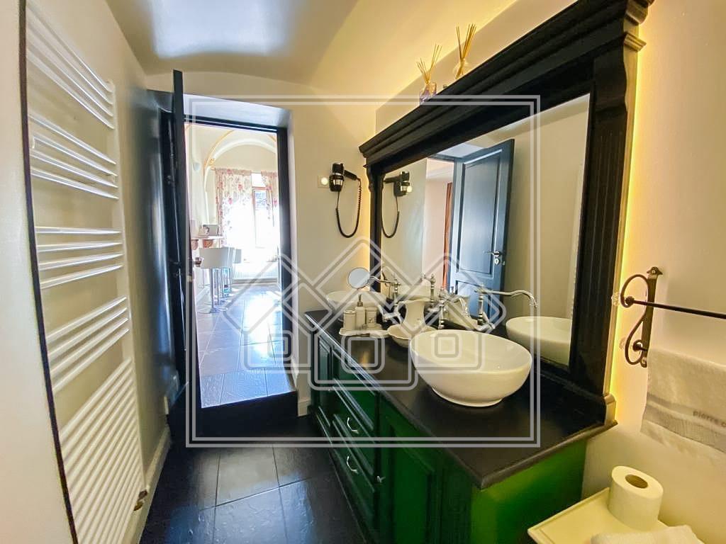 Apartament 2 camere de inchiriat in Sibiu - mobilat si utilat de LUX