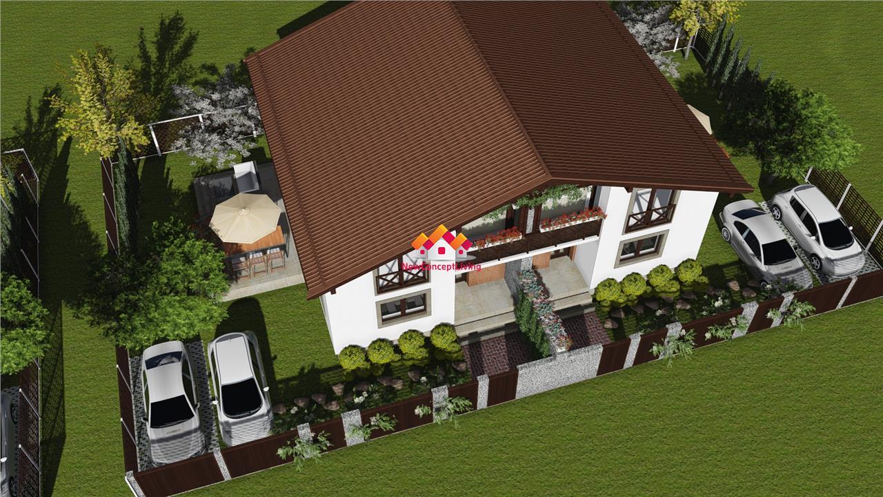 Casa de calitate, cartier de calitate, locatie de calitate, conditii b
