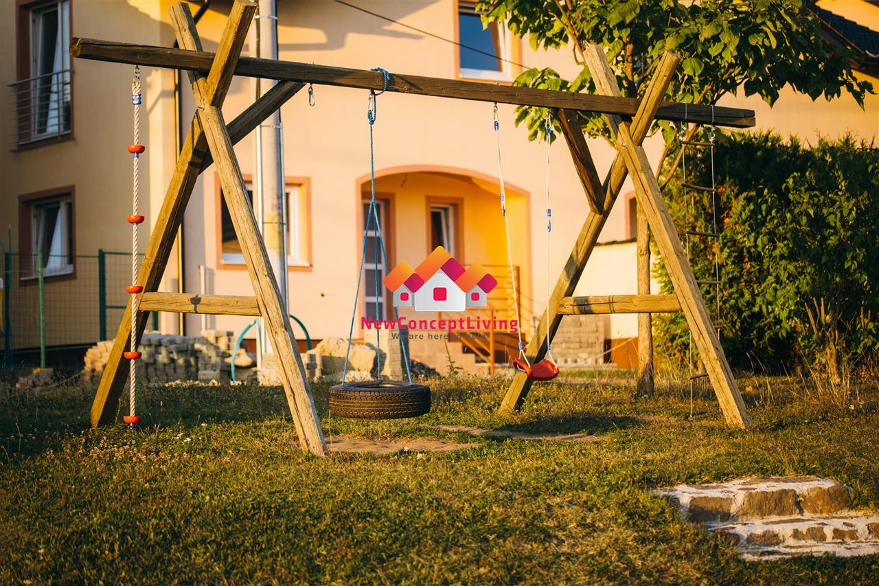 Casa de vanzare Sibiu -INDIVIDUALA -650 mp teren in BAVARIA