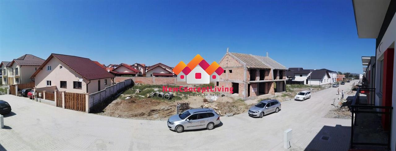 Casa tip duplex cu 4 camere de vanzare in Sibiu