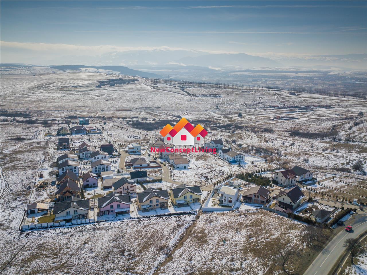 Casa de vanzare Sibiu - INTABULATĂ -curte mare si panorama