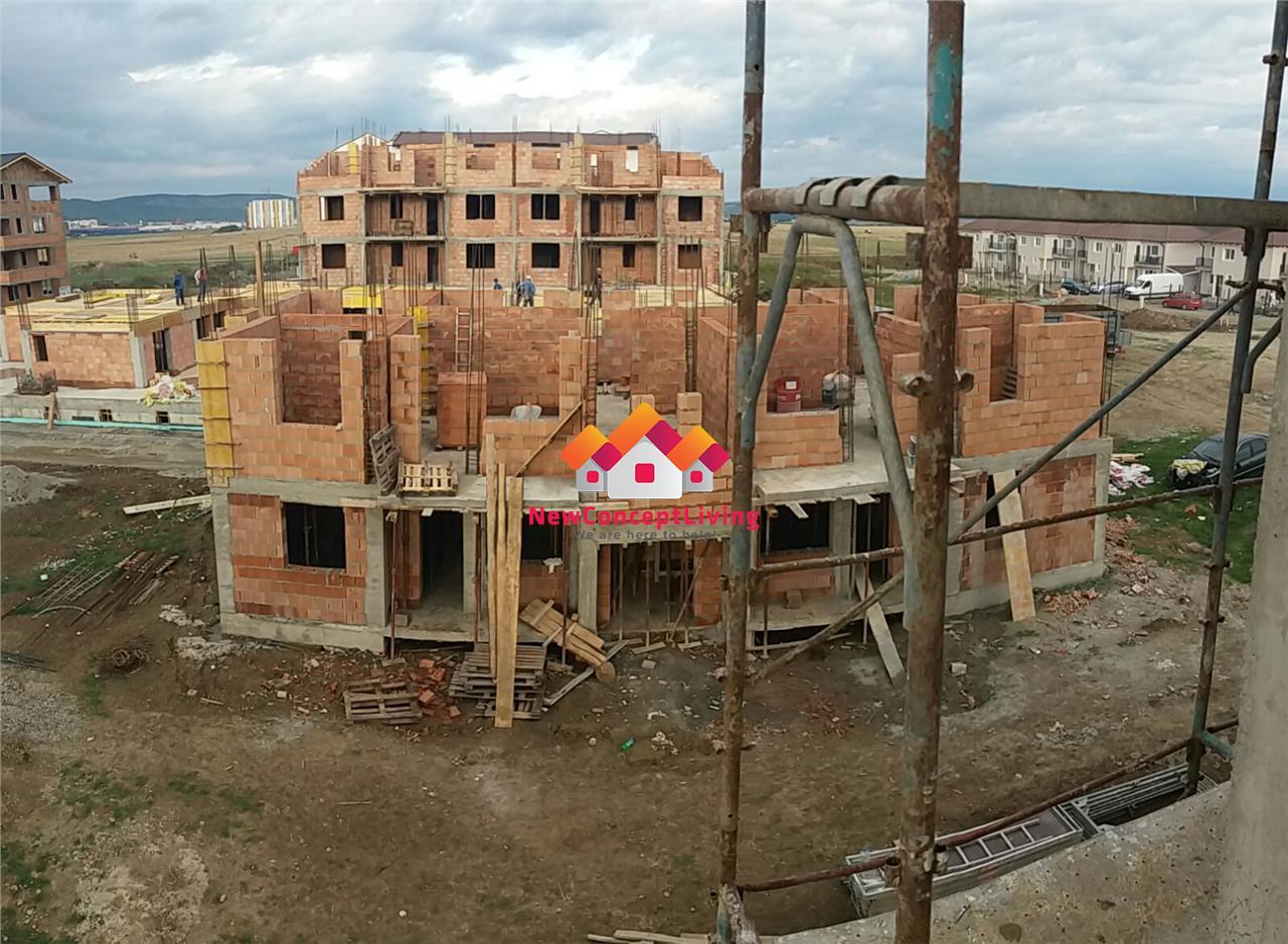 Apartament de vanzare in Sibiu- 3 camere, etaj 1