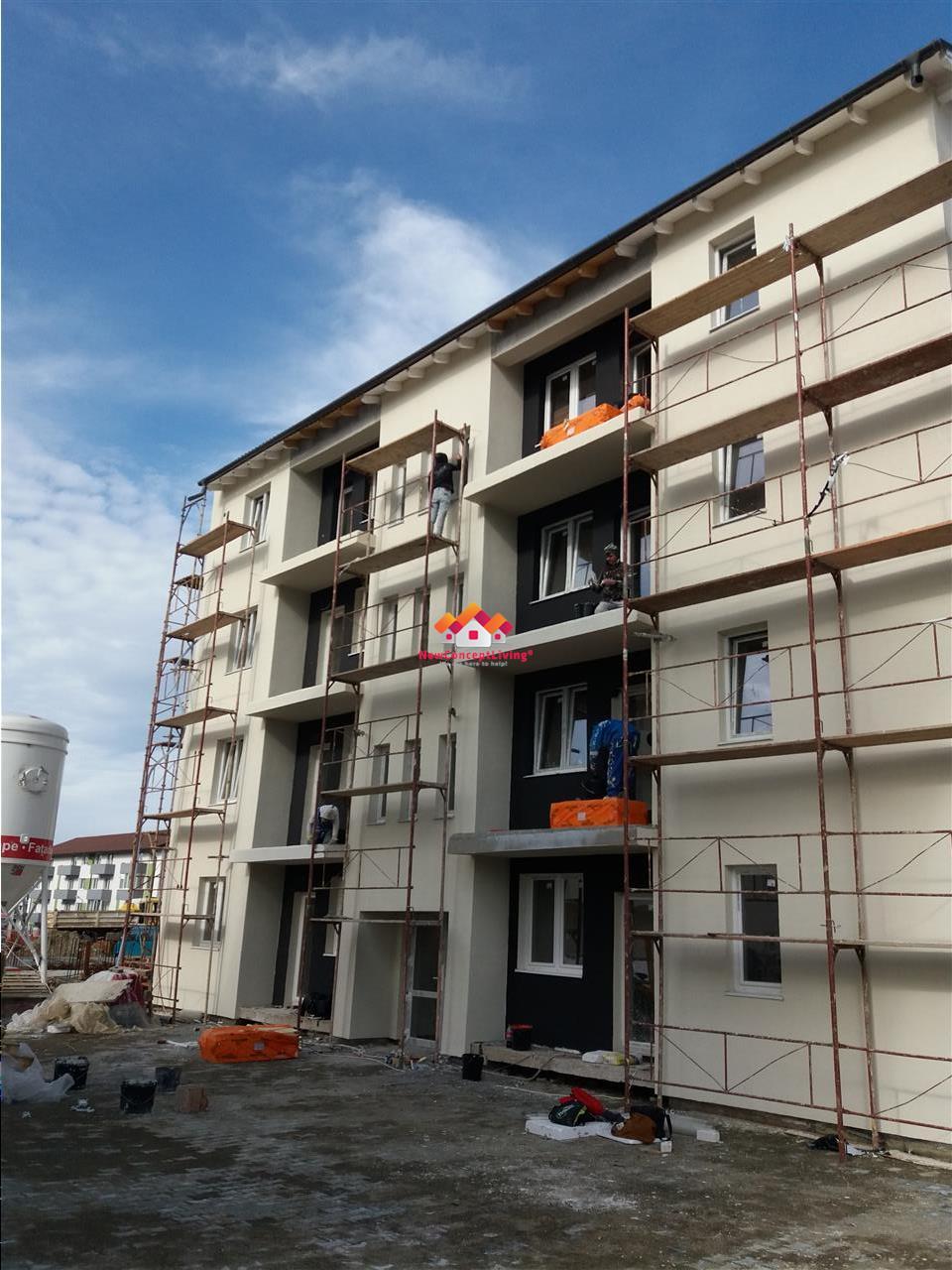 Apartament de vanzare in Sibiu- 3 camere, etaj intermediar