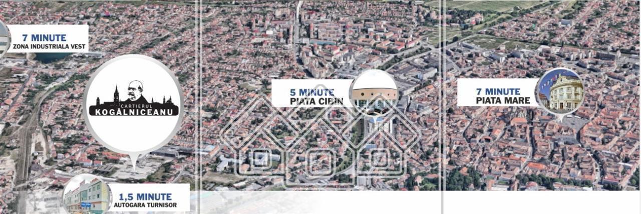 Penthouse-Wohnung kaufen in Sibiu - Top Lage