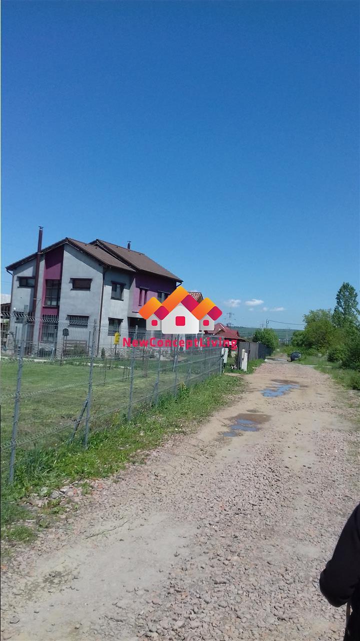Teren de vanzare in Sibiu - SELIMBAR