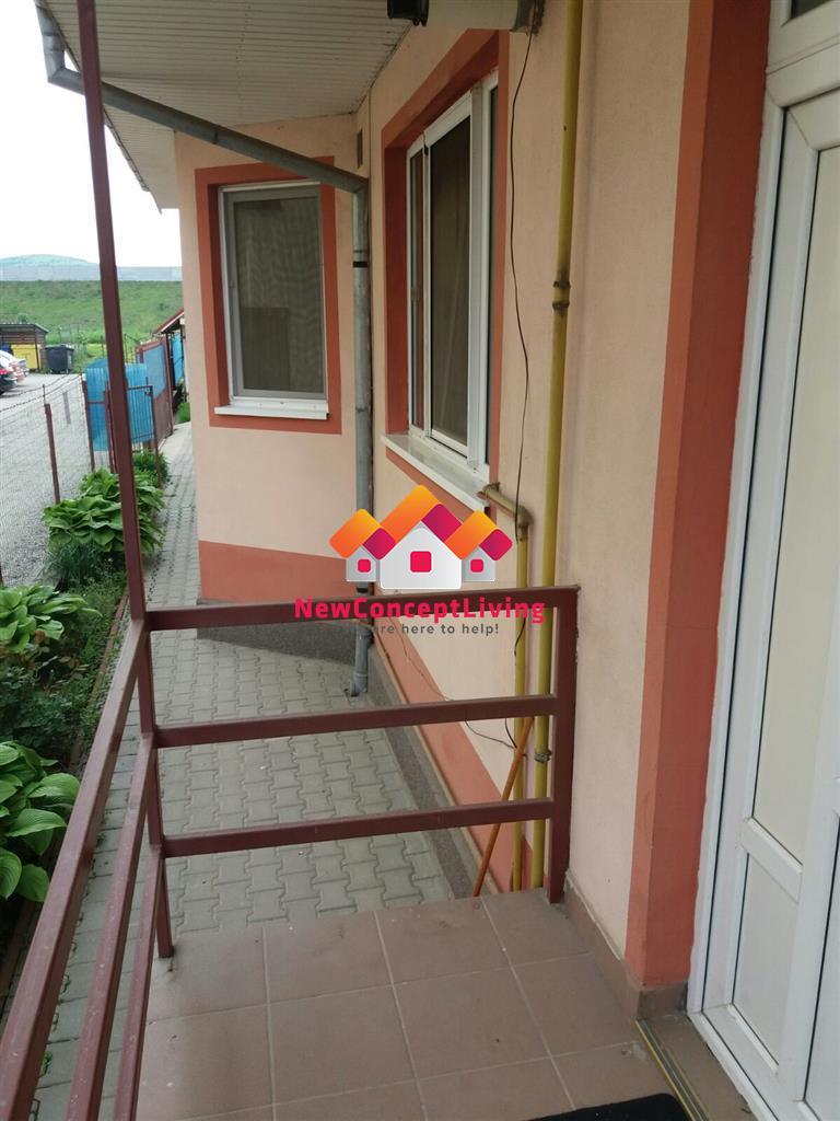 Casa de vanzare in Sibiu - decomandata - 4 camere si mansarda