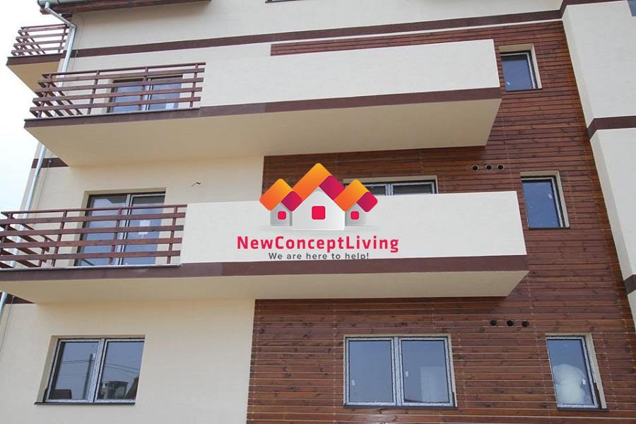 Apartament 3 camere de vanzare Sibiu - finisat -la cheie- 60 mp utili