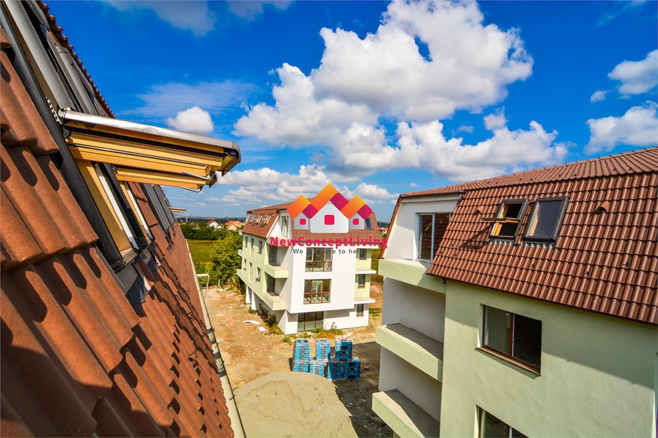 Apartament  de vanzare Sibiu- 2 camere -locatie superba