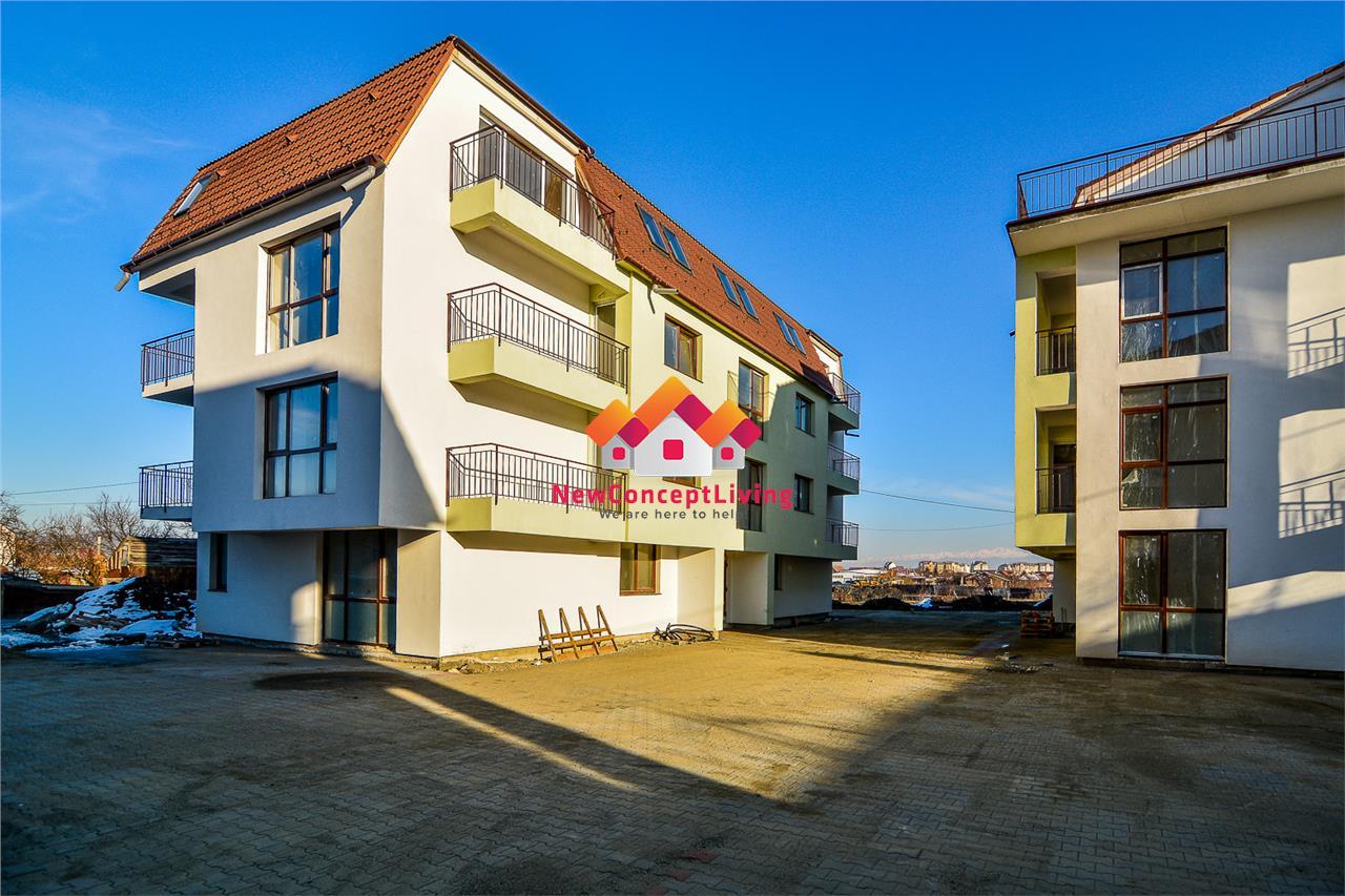 Apartament  de vanzare Sibiu - 2 camere - locatie superba