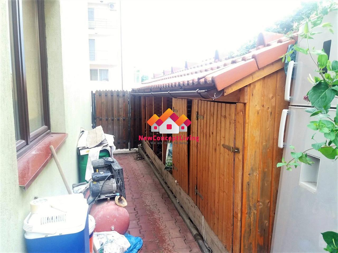 Duplex de vanzare+ 239 MP teren – Zona PREMIUM – Turnisor