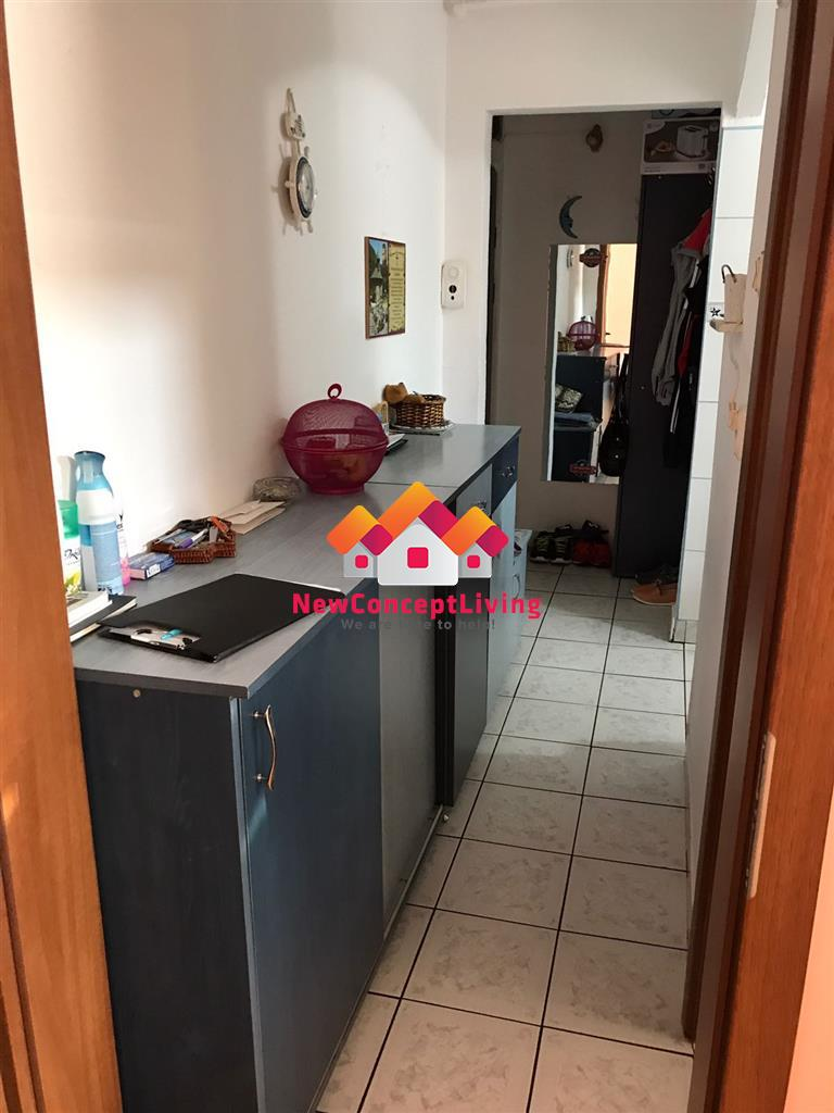 Apartament 2 camere de vanzare in Sibiu-Cedonia-pretabil inchiriere