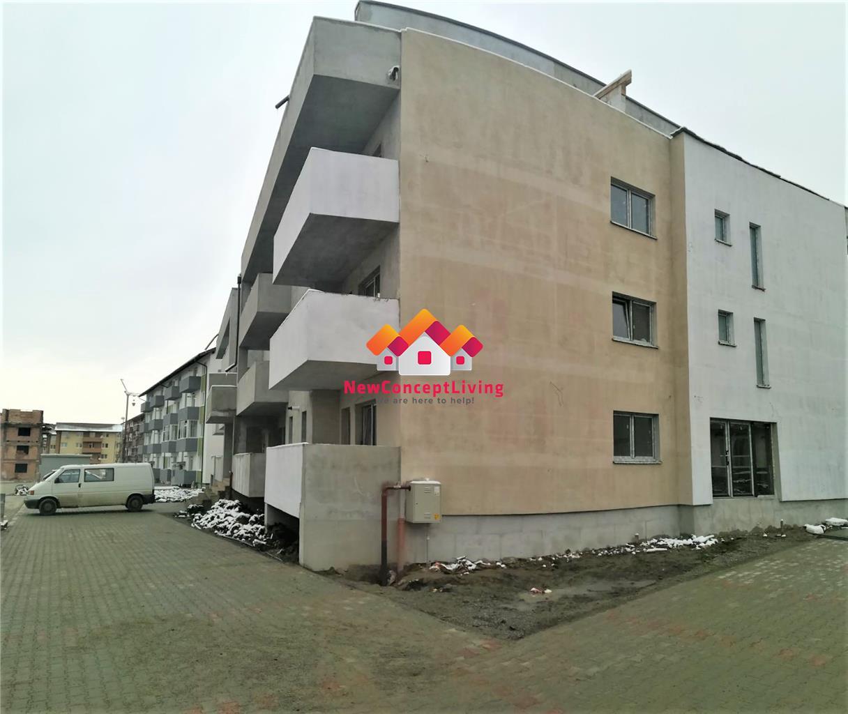 Apartament de vanzare Sibiu - DECOMANDAT - 66 mp utili