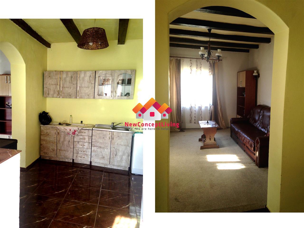 Casa si teren in Tismana, accepta schimburi