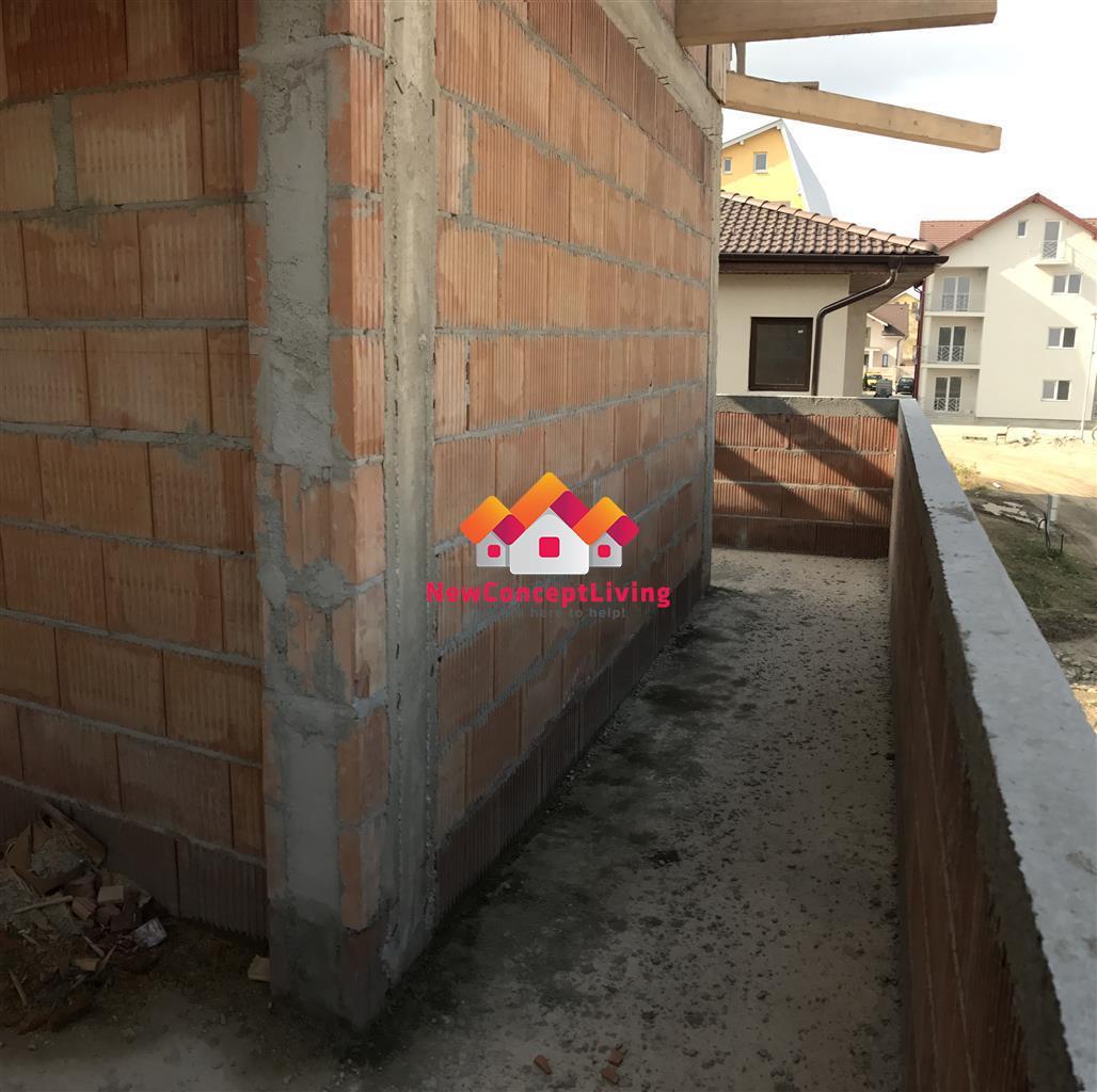 Apartament 3 camere de vanzare Sibiu -2 Terase mari