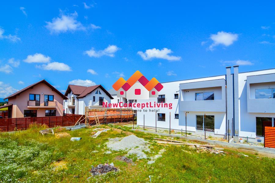 Apartament 3 camere de vanzare Sibiu -gradina 40mp si loc de parcare
