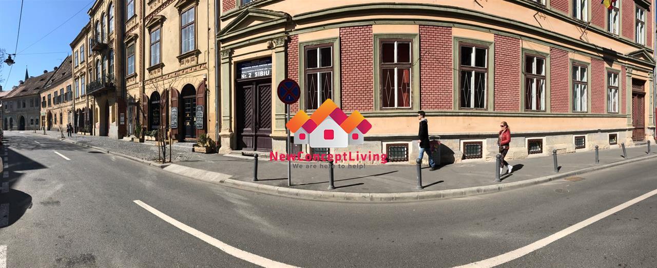 Imobil - Monument Istoric - Pretabil Spatiu Comercial