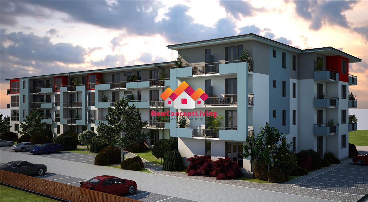 Apartament 2 camere decomandat - de vanzare in Sibiu