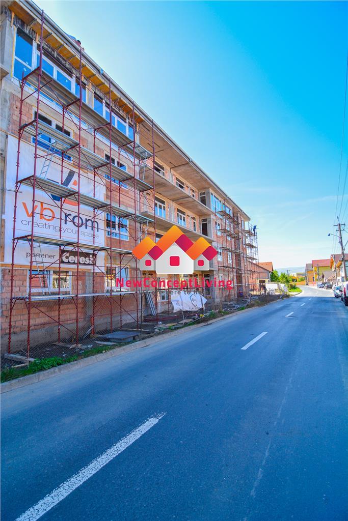 Garsoniera de vanzare in Sibiu -DECOMANDATA - 33.2 mp si terasa